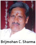 Brijmohan C. Sharma