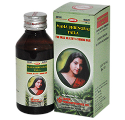 Mahabhrungraj Oil